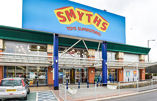 Become A Smyths Toys Mystery Shopper!