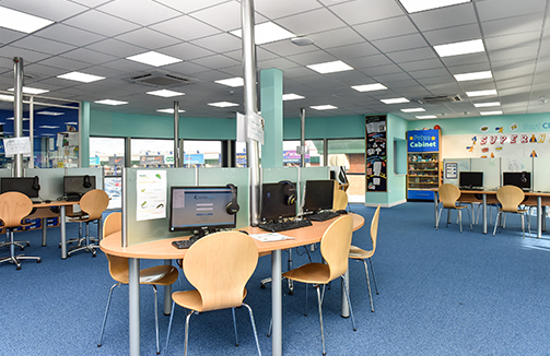 Explore learning centre   Crown Point Shopping