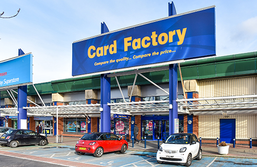 Card factory crown point shopping park leeds opening hours negle Images